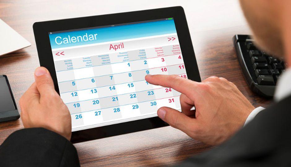 MotionBoardでのカレンダー機能の活用