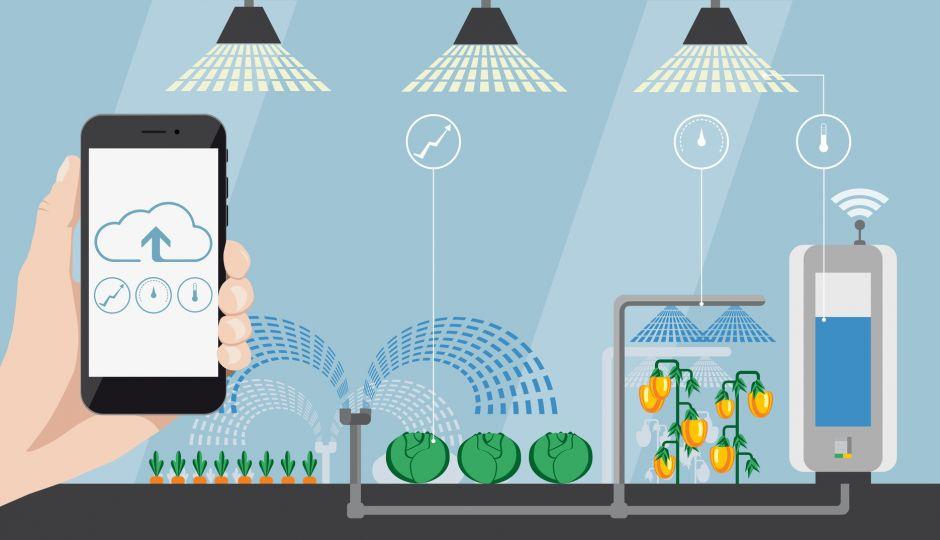 人手不足に悩む農業業界を最新ICT技術が未来農業をサポート!