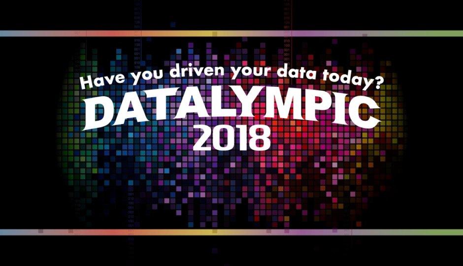 【WAF2018 TOKYO】100万円は誰の手に?Datalympic 2018の決勝を取材!