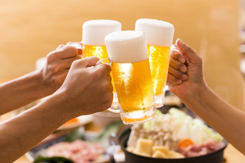 世界で一番ビールを消費している...