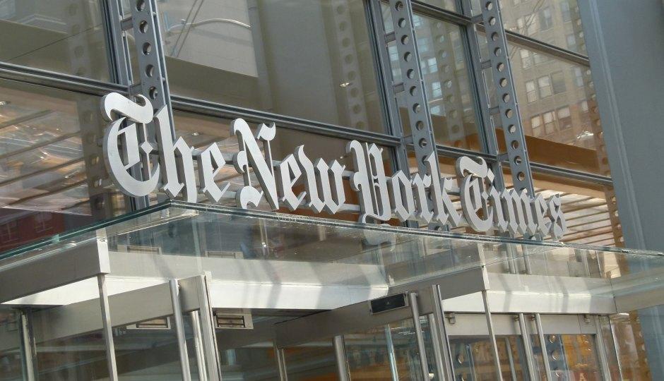 新時代のデータの使い方。ニューヨーク・タイムズに見る「データ・ジャーナリズム」