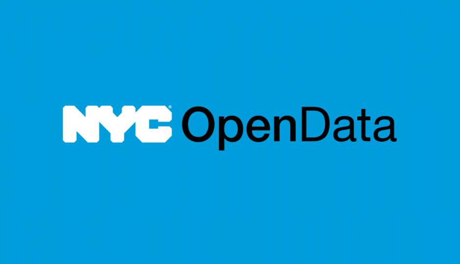 自治体によるオープンデータの先進事例! NYC Open Dataとは?