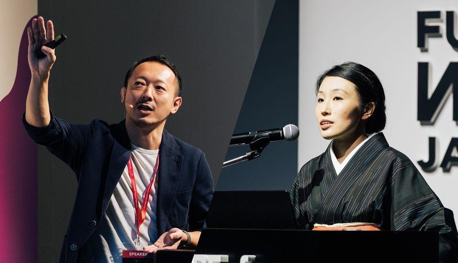 データ活用で経営危機から脱した二社の事例〜Future of Work Japan 2018〜