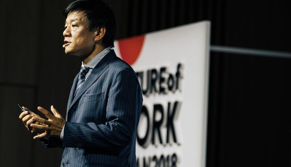 ビジネスを成功に導くマーケティングが機能する組織とは?〜Future of Work Japan 2018〜