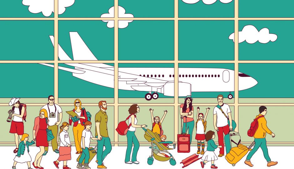 空港でいちばん汚い場所って、どこだと思います?もっとも細菌が多い場所が明らかに!