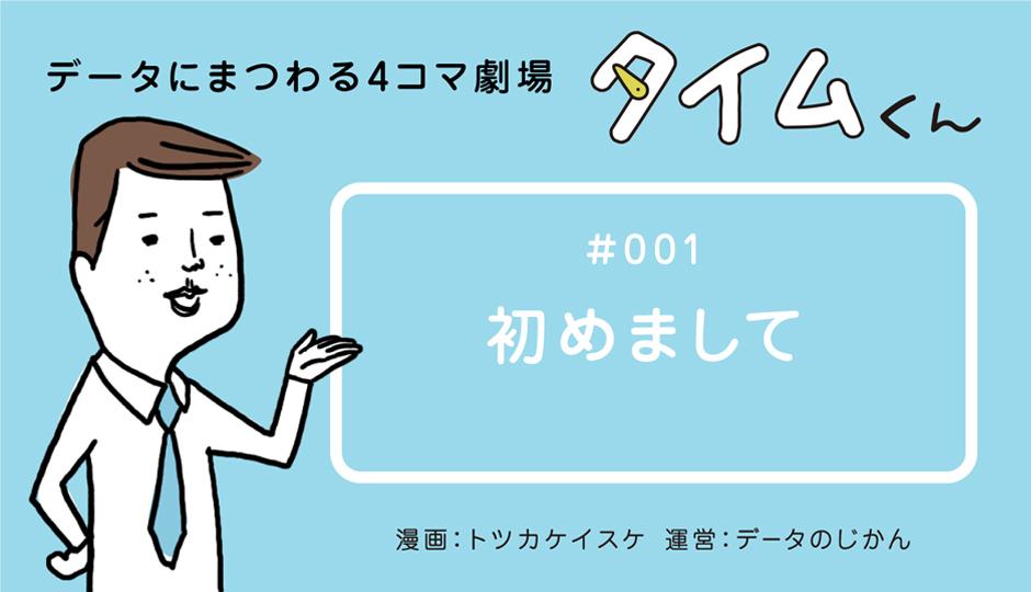 【タイムくん – 第1話:初めまして】