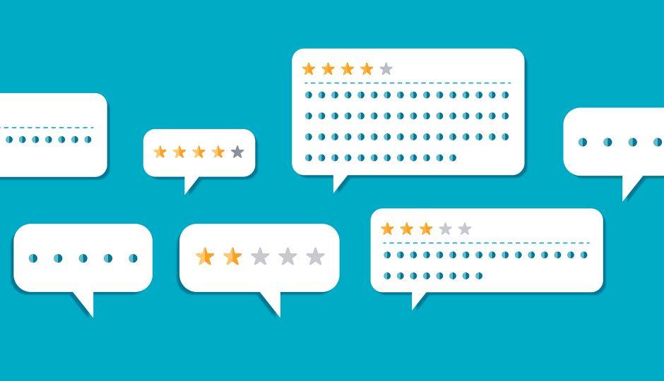 ローカルビジネスはオンラインレビューが命!?消費者がオンライン上の評価をどのくらい気にしているのかの調査結果!