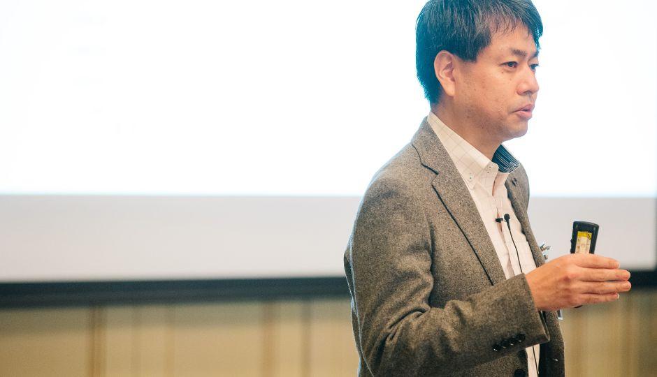 データで新たな価値を生み出し、保険のその先の可能性へ SOMPOホールディングス中林紀彦 〜CIO Japan SUMMIT2018より〜