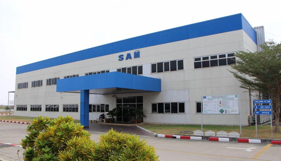 IoTモニタリング技術で製造業界に革命を:【第2章】タイランド4.0に貢献するiSTCのカイゼン活動。タイのSAM工場を取材!