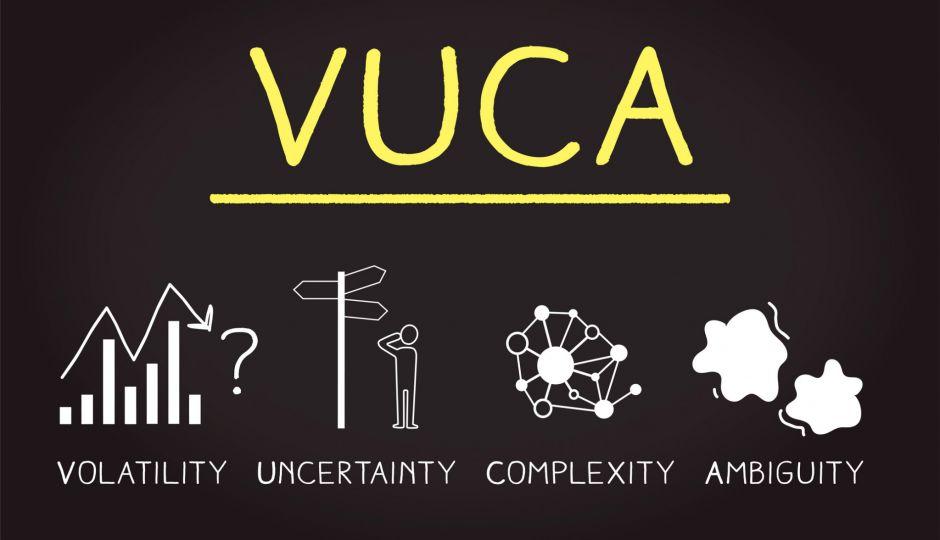一寸先は闇!?何が起こっても変じゃない「VUCAの時代」をサバイブするための4つの戦略