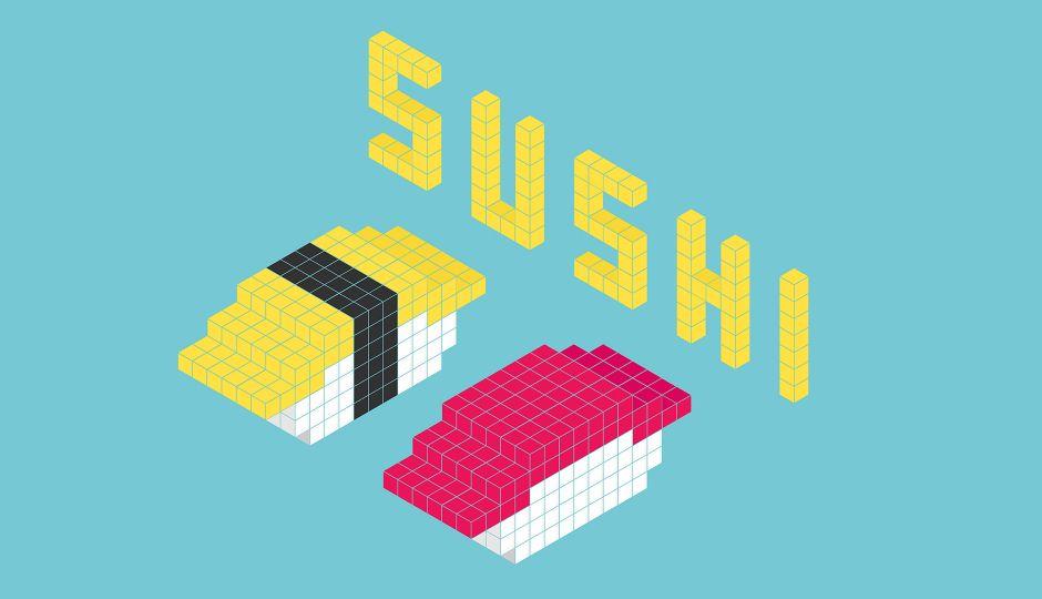 """お寿司をデータ化して、転送できる?日本の技術者たちが開発した""""ピクセル寿司""""が見せる新たな未来"""