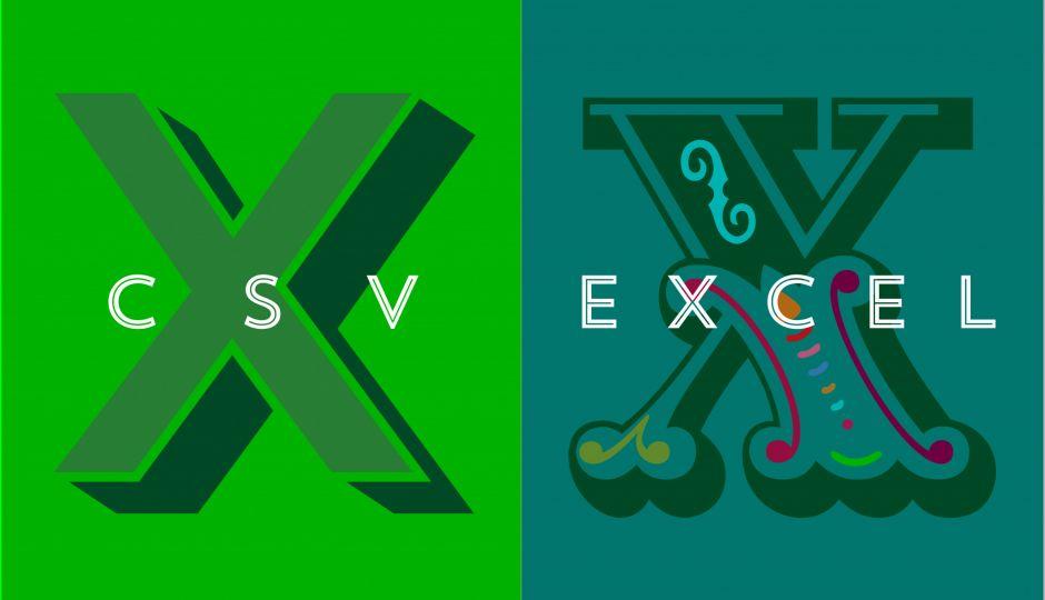 今さら聞けないIT用語:CSVファイルとExcelファイルって何が違うの? 使い分け方法や注意点も含めて解説します!
