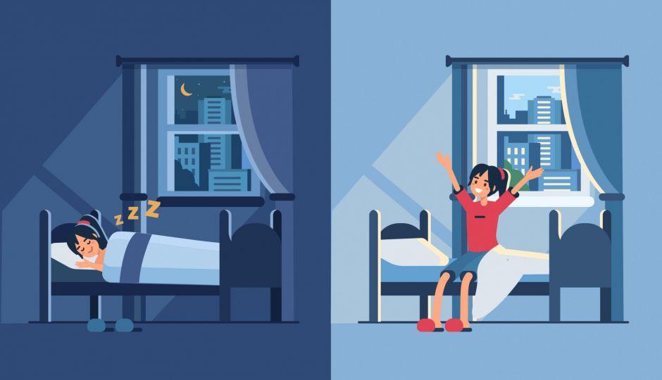 「7時間以上の睡眠は身体に良いが、6時間以下の睡眠は徹夜と変わらない」という衝撃の研究結果!