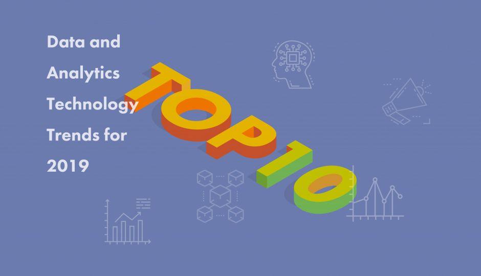 【あなたはいくつ知っている?】2019年に注目しておきたい、データ分析分野のテクノロジートップ10をガートナー社が発表!