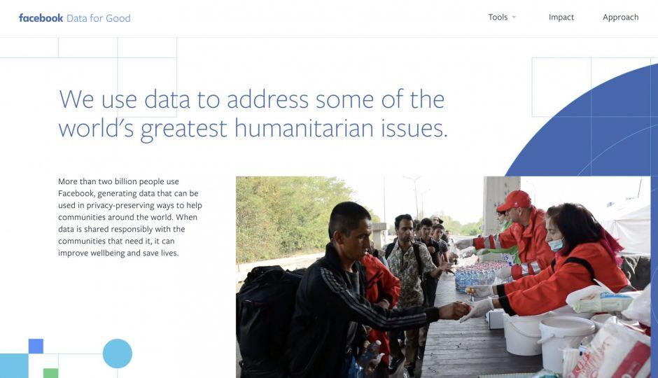 Facebookのデータシェアサイト、どんなことが書いてある?