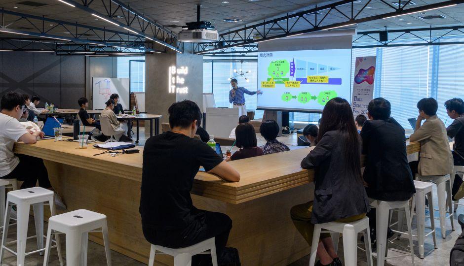 生のデータからビジネスを生みだそう!日本経済新聞社主催「学生データコンペディション」meet upレポート