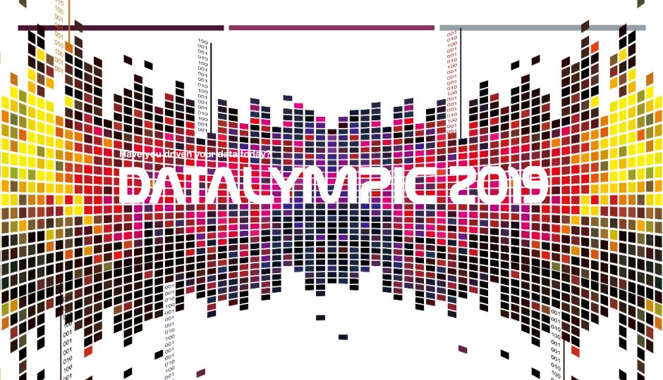 100万円は誰の手に!?Datalympic2019のファイナリストが発表になりました。決勝戦は2019年11月22日18時半から!
