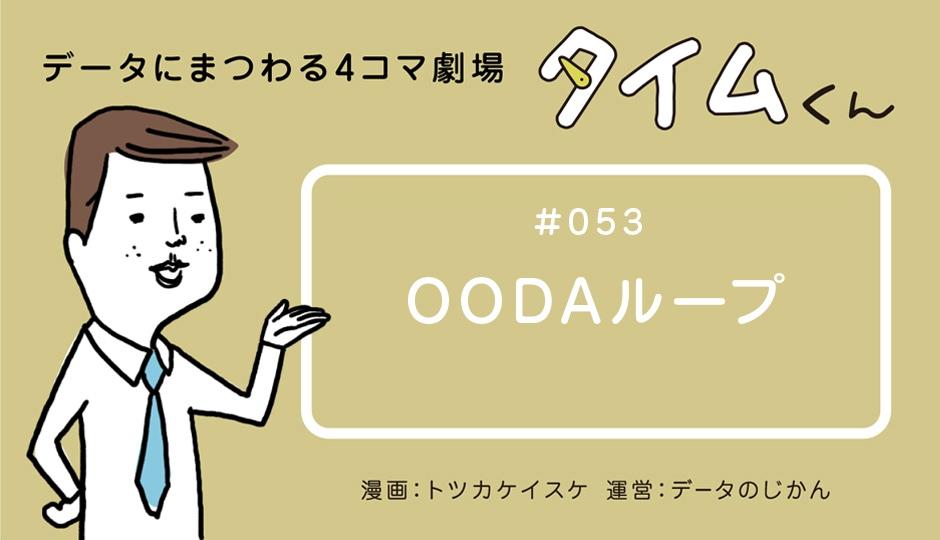 【タイムくん – 第53話:OODAループ】