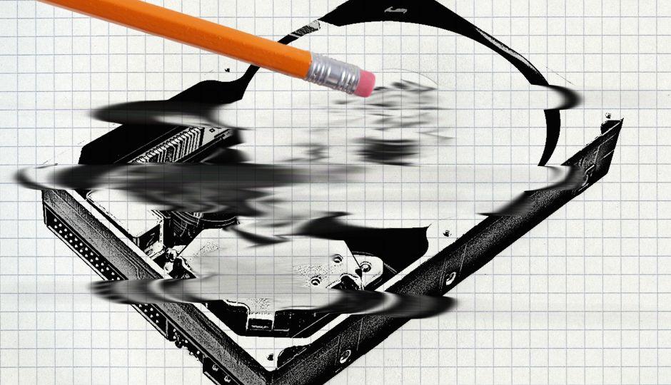 ゴミ箱を空にしてもデータは復元できるって知ってましたか?データ漏洩を防ぐためにデータを完全消去する方法をご紹介。
