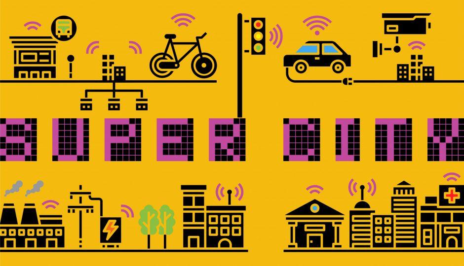 """5月に法案成立! 日本が目指すデータ活用都市""""スーパーシティ""""とは? 私たちの生活にどう影響する?"""