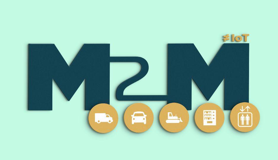 M2Mとは? IoTとの違いや事例、通信網構築のポイントなどまとめて解説!