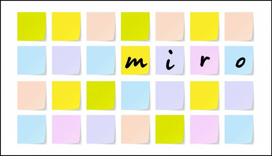 もうリアル会議には戻れない? オンラインホワイトボード「miro(ミロ)」のメリットや使い方を解説