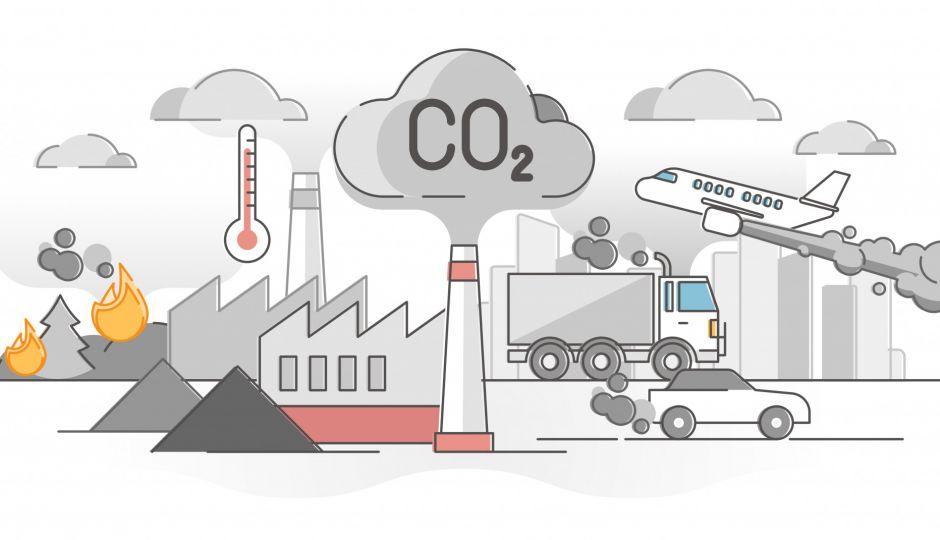 旅行に出かける前に知っておきたい!もっともCO2排出量の少ない移動方法とは?