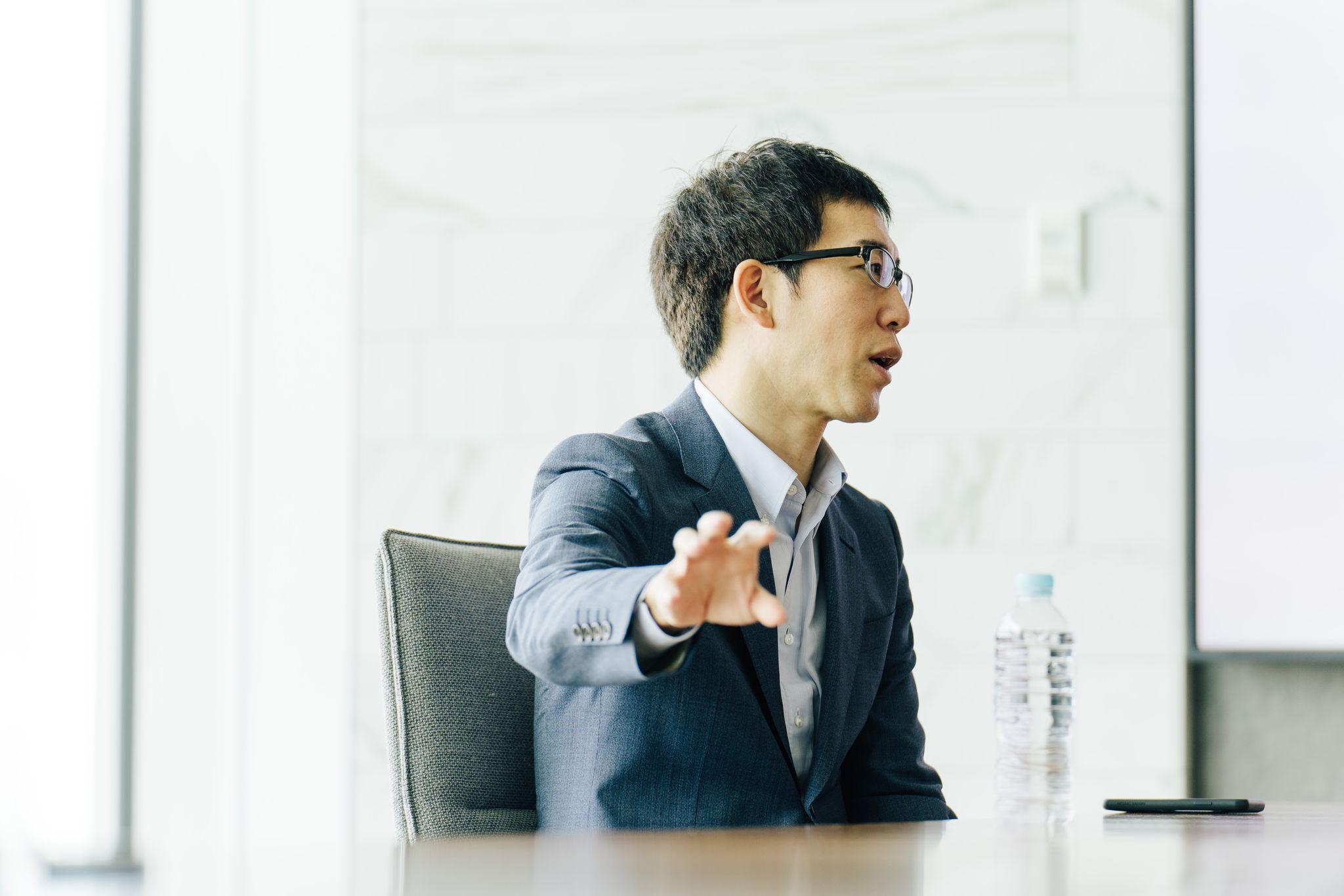 鈴与株式会社 代表取締役社長 鈴木 健一郎氏