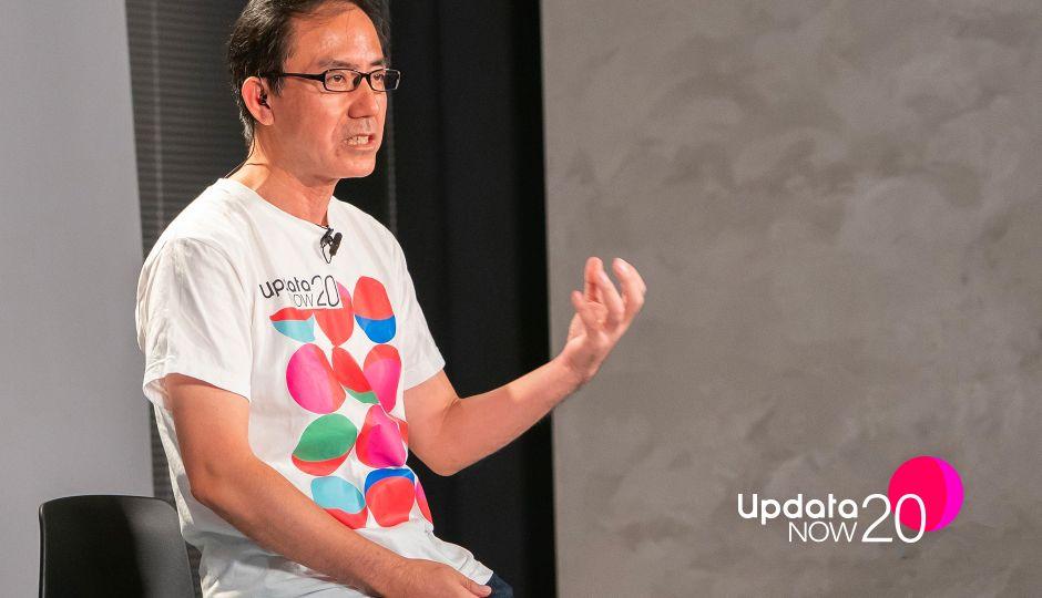 DEJIRENが「人」と「情報」を近づける——updataNOW 20 イベントレポート